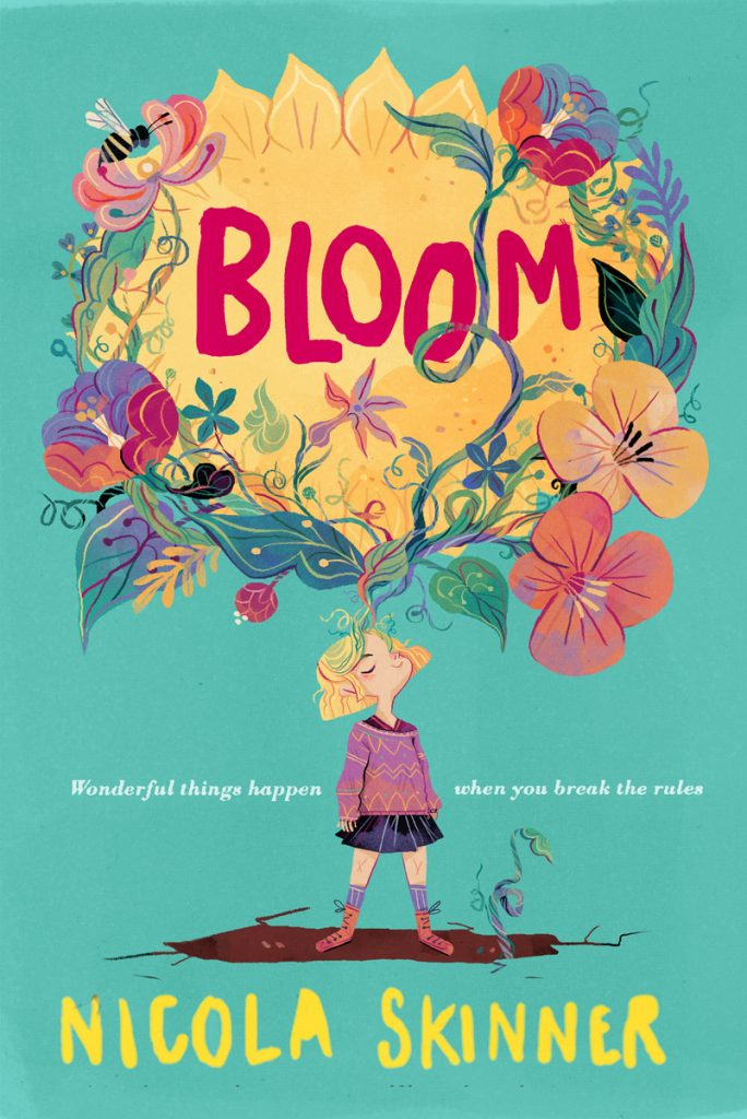 Bloom front cover