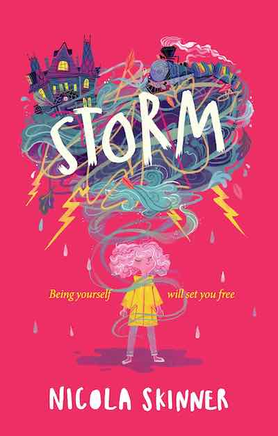Storm front cover